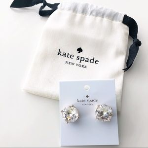 Kate Spade Large Gumdrop Earrings
